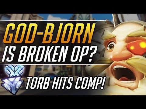 NEW TORBJORN - How to play Reworked Torb | Overwatch Guide