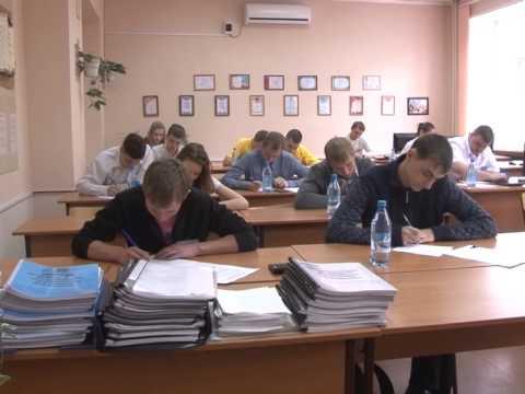 Интеллектуальная олимпиада среди студентов области