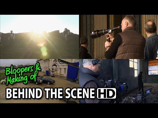 Thor: The Dark World (2013) Making of & Behind the Scenes (Part1/3)