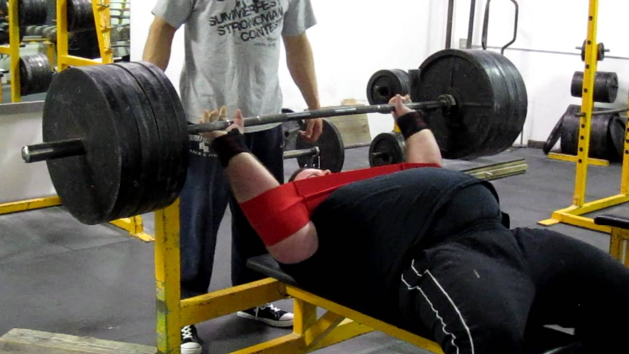 how to use a slingshot for bench press