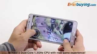 5.5 Inch M-HORSE N9000W Android 4.2 3G Smartphone From