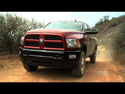 Overview of the 2014 Ram Truck Lineup from Reid Bigland, President & C