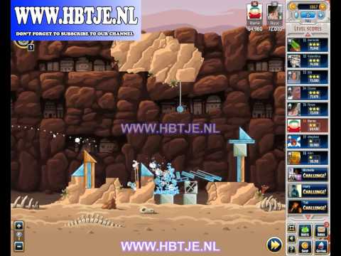 Angry Birds Star Wars Tournament Level 3 Week 46 (tournament 3) facebook
