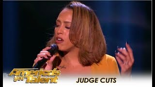 Glennis Grace: Charismatic Holland Star WOWS America With Prince Cove   America's Got Talent 2018