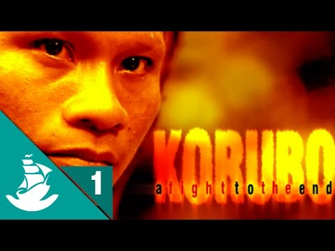 Korubo a fight to the end - Now in High Quality! (1/5)