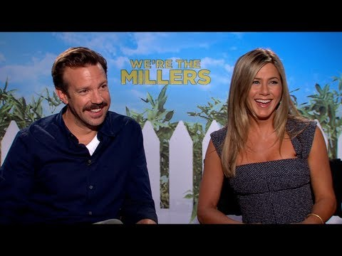 Jennifer Aniston gets anti-Rachel in We're the Millers (WITH VIDEO)