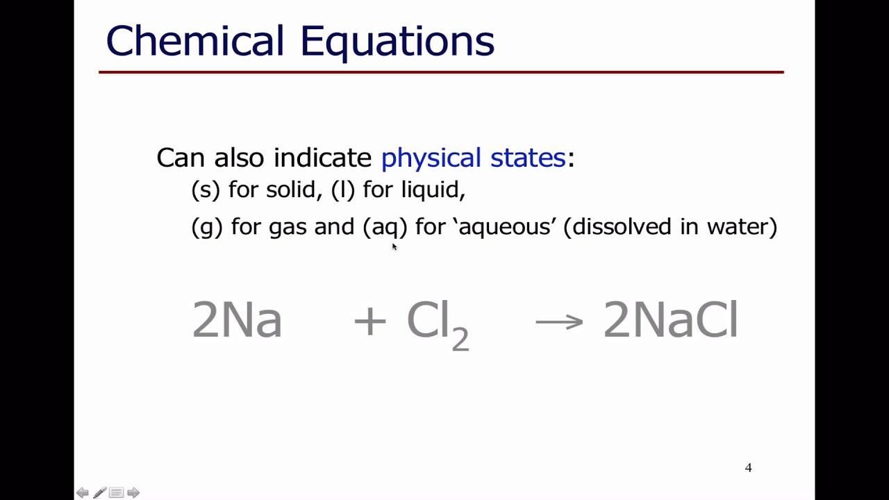 Worksheet Writing And Balancing Chemical Reactions Answers Photos ...