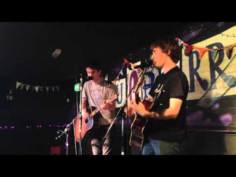 I Was Once a Dinosaur @ The Blueberry, Norwich (FULL SET 2014)