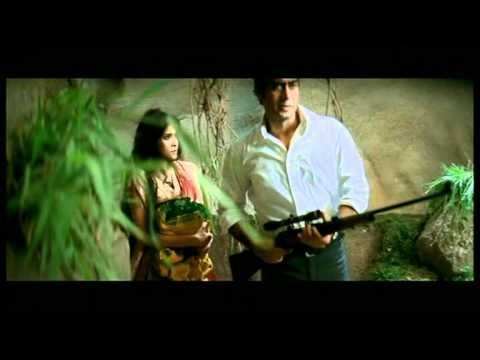 Hindi Film - Tango Charlie - Drama Scene - Ajay Devgan - Nandana Sen - Maarkat Ke Beech Mohabbat