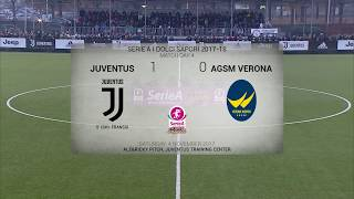 HIGHLIGHTS: Juventus Women vs Verona