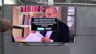 UE55ES8090 Samsung 8000er Serie Smart TV EEK A