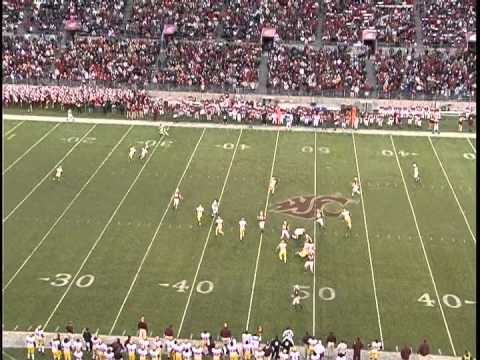 Arizona State vs. Washington State University, 2005