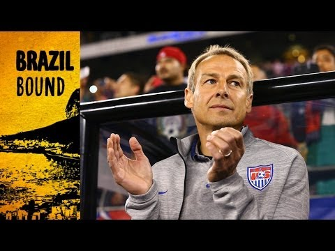 Jurgen Klinsmann reacts to Mexico draw: