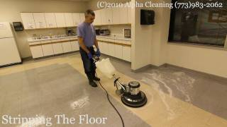 Floor Cleaning, Stripping And Waxing Vernon Hills, IL And