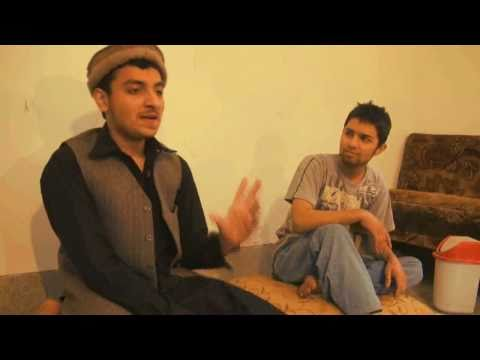 jahangir khan PUSHTO drama ZA KHAN YAM 2011 part 1 hd