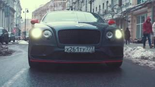 DT Test Drive — 642 л.с. Bentley Continental GT Speed (₽15 млн.). DragTimes info video - Драгтаймс инфо видео.