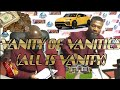 vanity of vanities  all is vanity  by