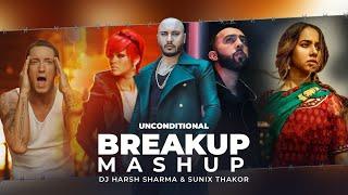 Unconditional Breakup Mashup DJ HARSH SHARMA Video HD Download New Video HD