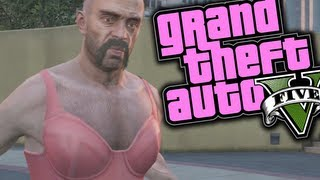 GTA 5 TREVOR FUNNY MOMENTS GAMEPLAY (Hunting, Instagram, Makeover + More) GTA V