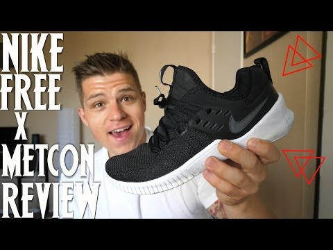 NIKE FREE X METCON FULL REVIEW! Best CrossFit Shoe? (I'm Back!)