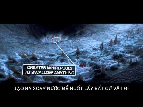 Percy Jackson: Biển Quái Vật - Cẩm Nang Quái Vật
