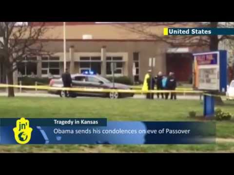Kansas Jewish shooting rampage: Three dead as ex-KKK leader opens fire on community