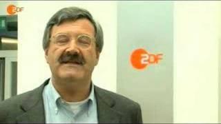 Chefredakteur Nikolaus Brender ZDF
