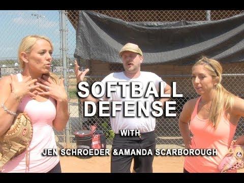 Baseball Wisdom - Softball Defense with Kent Murphy (Featuring Jen Schroeder and Amanda Scarborough)