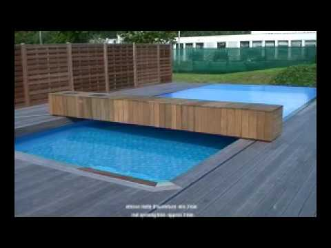Coverseal safety cover for pool youtube for Auwell piscine center