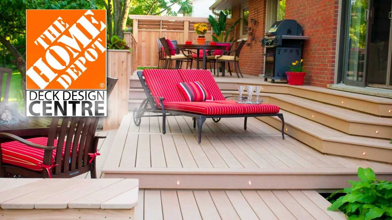 Deck designs design deck home depot - Home depot deck design software canada ...