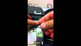 Motorola XT886 Digitizer Replacement