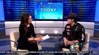 Interview: Professional Bull Rider L.J. Jenkins Talks Competition At MSG