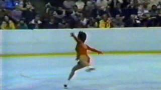Linda Fratianne (USA) 1980 Lake Placid, Ladies' Long