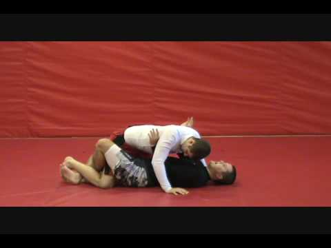 Creating Space from Half Guard (2 of 2)