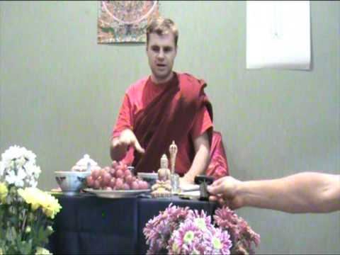 Основы тибетской йоги и медитации. (ч. 5)