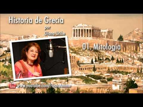 01.Mitología Griega por Diana Uribe