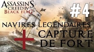 Assassin's Creed 4 Black Flag Capture De Fort Naval #4