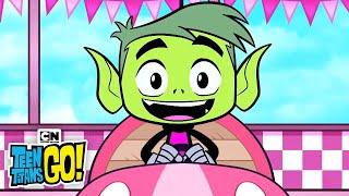 Teen Titans Go!   Easter Egg Hunt: BBRAE Pt. 1   Cartoon Network
