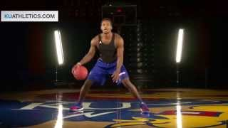 #KUDRIBBLE // Late Night in the Phog 2014 // Kansas Basketball