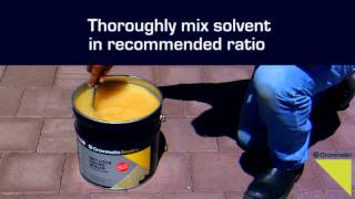 How To Seal And Protect Paving With Wet Look Sealers