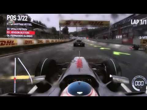Превью игры F1 2010
