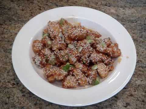Chinese Sesame Chicken Recipe