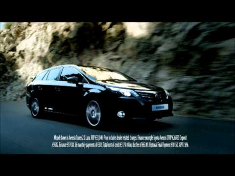 Toyota Avensis - Peace of Mind