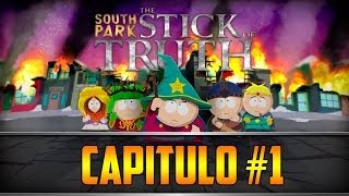 South Park - Stick of Truth | Comienza mi aventura como Gilipollas el Judio! (Capitulo 1)