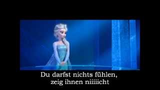 (GERMAN) Frozen- Let It Go Cover By DrunkenSch0k0muffin
