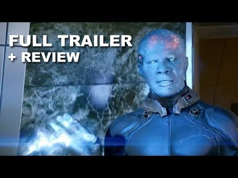 The Amazing Spider-Man 2 Official Trailer + Trailer Review : HD PLUS