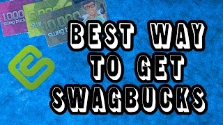 HOW TO: Best Ways To Earn Swagbucks! Fastest Way To Get