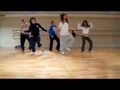 قروب بنات رقص هيب هوب2