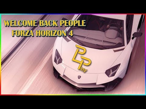 Hello People Welcome Back | Forza Horizon 4 with Boss