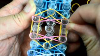 Lesson 23: Rainbow Loom® Video Butterfly Blossom